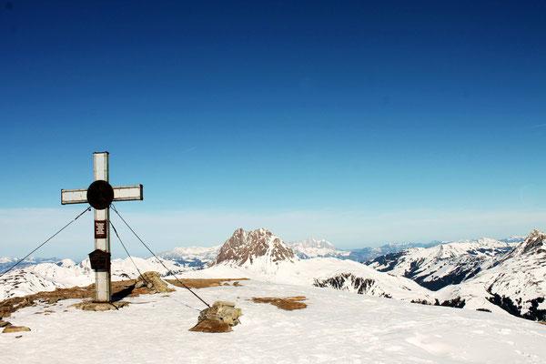 Wandern in Salzburg, Berge Pinzgau, Alpen Österreich, Wildkogel
