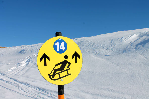 Rodelbahn, Salzburg im Winter, Ausflugsziele, Wintersport Pinzgau,