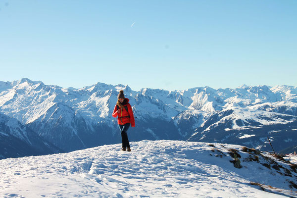 Wandern in Salzburg, Berge Pinzgau, Nationalpark Hohe Tauern, Wildkogel