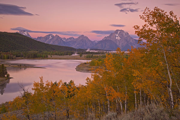 Grand Teteon NP, Wyoming, USA