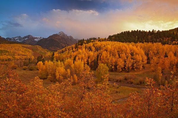 Mount Sneffels, Colorado, USA