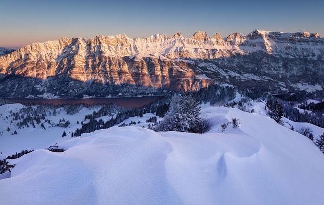 Flumserberg, Winter, Heidiland