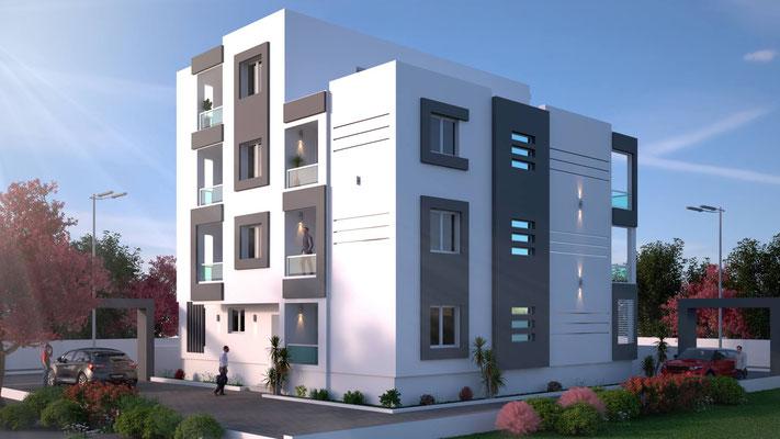 Architecte en tunisie tn architecte architecte tunisie - Google vue des maisons ...
