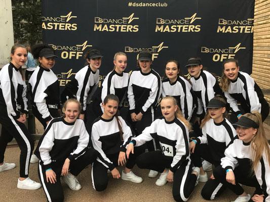 """4. Deutscher Meister DDM 2018 """"Teens"""""""