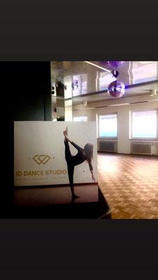 Eröffnung des ID Dance Studios März 2019
