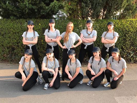 Qualifizierung Finale Main Ding Dance Contest 2018