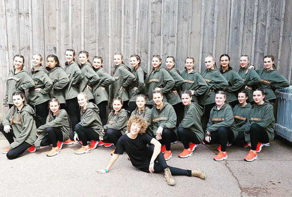 ID Dance Crew 2019