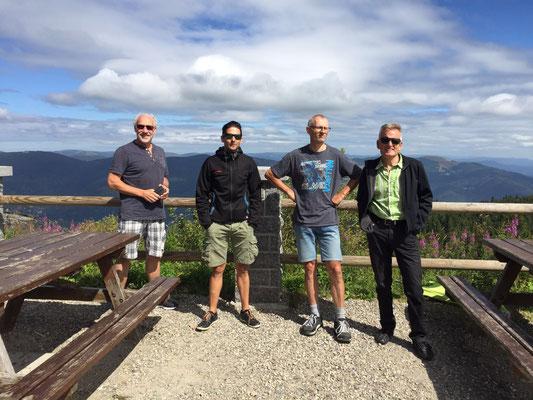 Hännes, Marcel, Christian, Jürgen