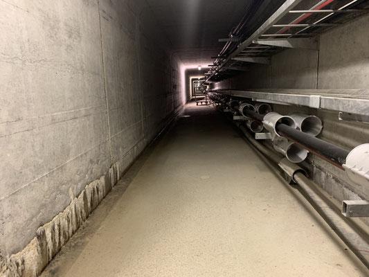 Tunnelsanierung Hydrostop
