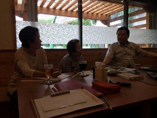 佐藤寛先生によるモンゴル国ウランバートル市の水事情。水を切り口に彼の国の歴史、社会、文化を語っていただきました。