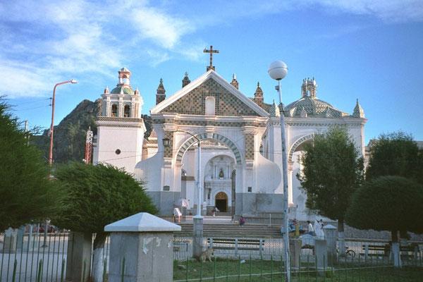 Kirche von Copacabana