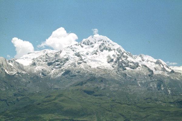 Illampu (6500m)