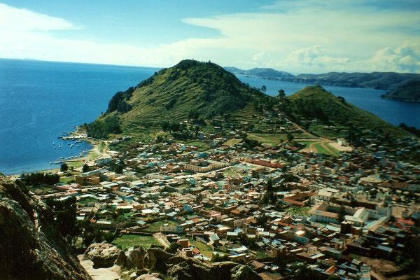 Titicaca See Copacababa