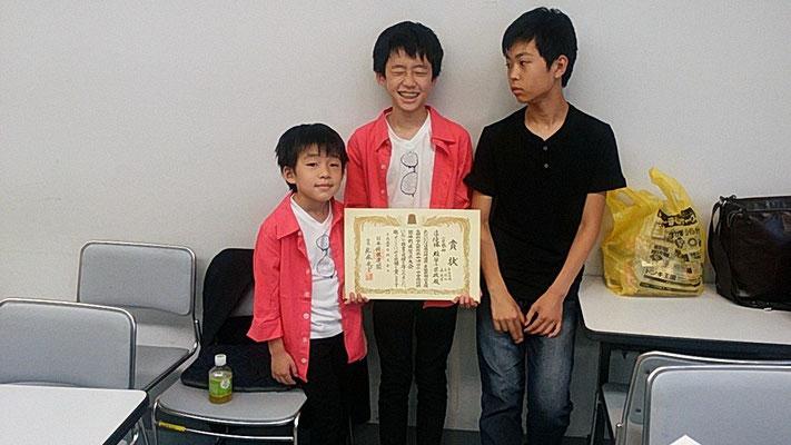 文科大臣杯滋賀大会 準優勝の雄琴小チーム、優勝まであと一歩!