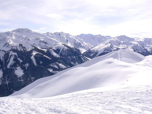 Skitour auf den Breitegg Gern