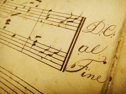 """Da Capo al Fine - """"Играть сначала и до конца первой части"""""""