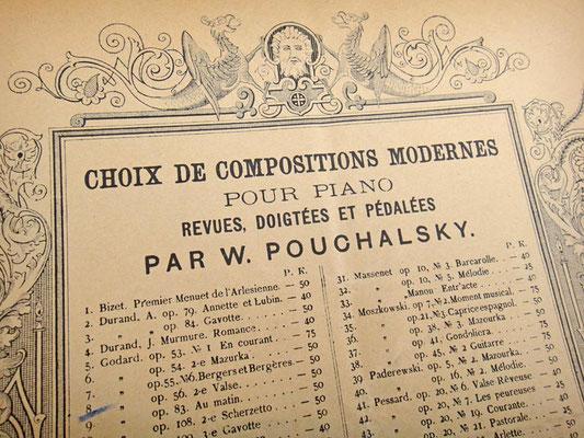 Выбор современных композиций для фортепиано