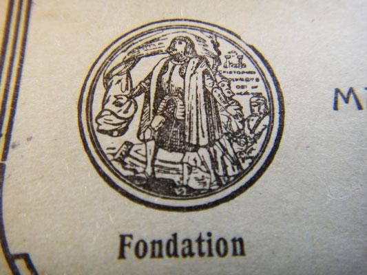 Медальон издательства