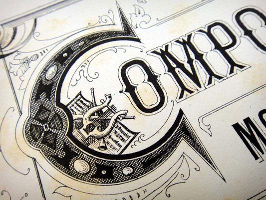 """Буква """"С"""", изображенная в виде роскошной диадемы"""