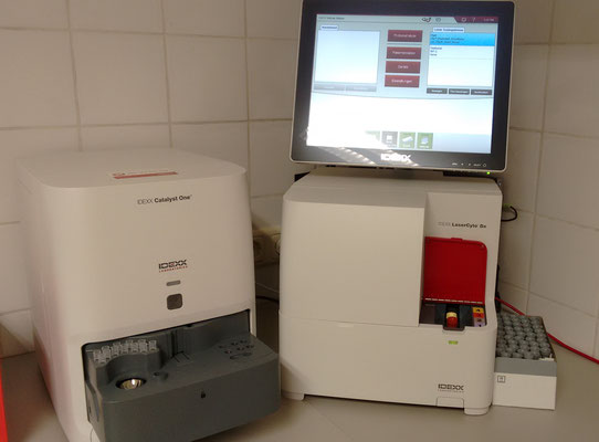 Unsere neuen Laborgeräte!