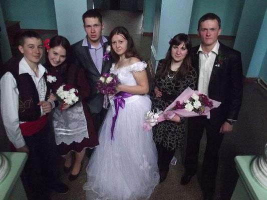 Три види весільного вбрання: гагаузьке, сучасне і бесарабське