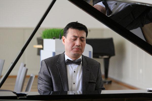Komponist Shukhrat Zakirov