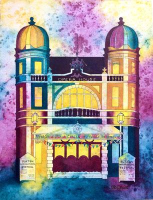 A Colourful Show At Buxton Opera House
