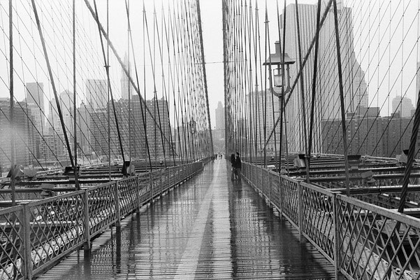Brooklyn Bridge, New York (USA) 2006 - series of 25