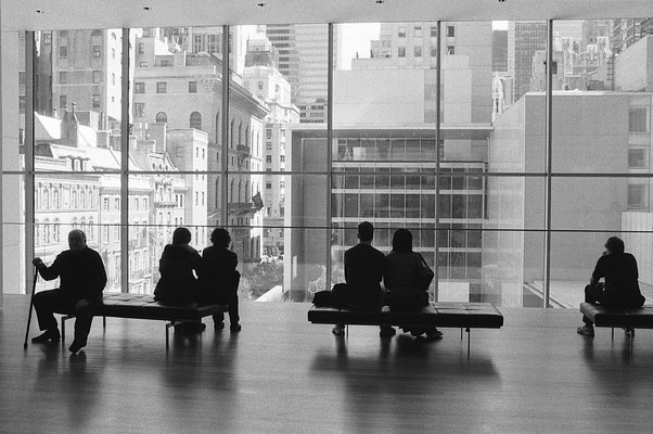 MOMA, New York (USA) 2006 - series of 25