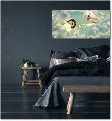 Michelangeo in the bedroom