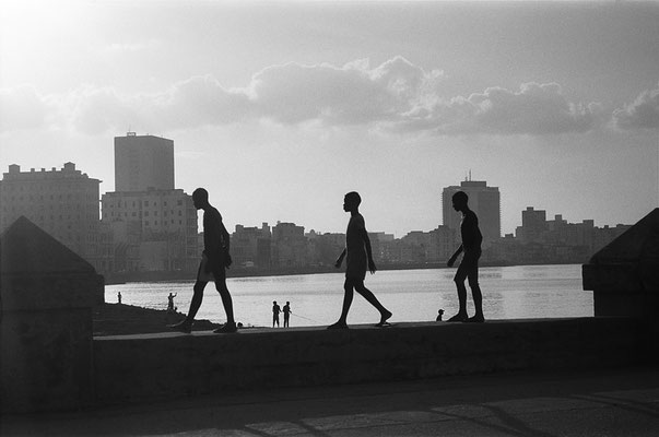 Abbey Road in Havana, Havana (Cuba) 2012 - series of 25
