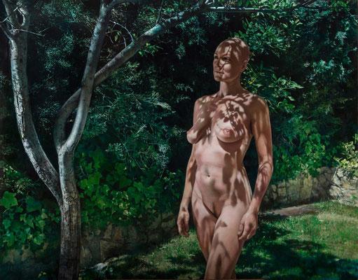 Antonio Tordesillas - Lucia - oleo sobre tela - 113x146