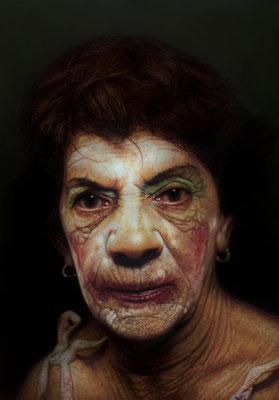 Lázaro Infante Gutiérrez - Miss15 - Óleo sobre lienzo - 100x70