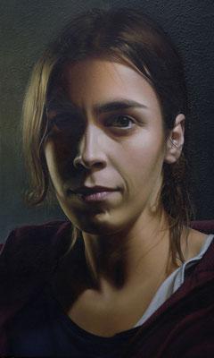 Jacobo Pérez (España) - Ollada - Acrílico sobre lienzo - 116x70