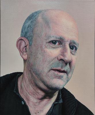Emilio Silvestre Martinez - Manu - Oleo sobre lienzo(lino) - 46x38