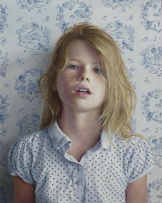 Lihard David - Dos au Mur - Huile sur toile - 93x72
