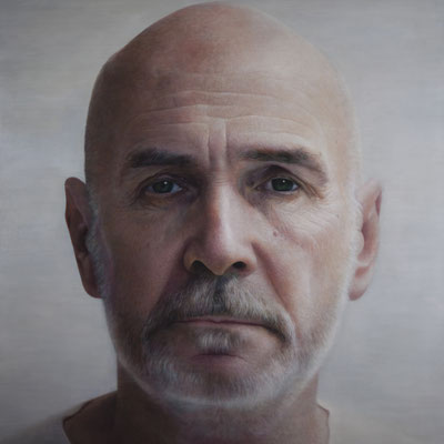 Diego Lago - Rubén - Óleo sobre lienzo - 150x150