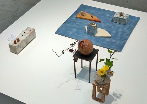 2020  個展  晩秋   (2020.11.27) (c) Yukie Arai