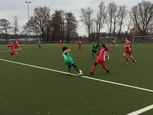 Testspiel gegen Sc Hamm 02   6:0