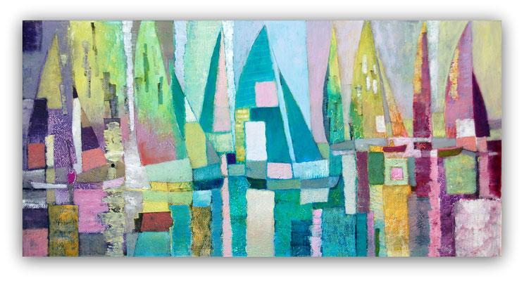 aout en couleur - 100 x 50