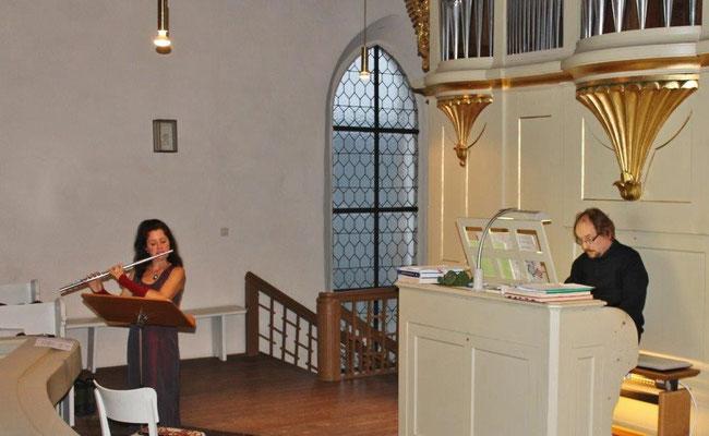 Konzert in der Stadtkirche Jakobus