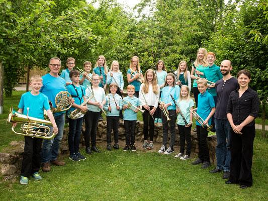 Schülerorchester - das 'b'-Orchester