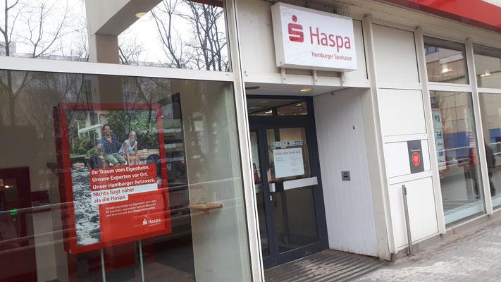 Haspa Steilshoop