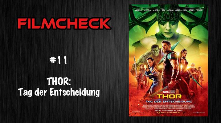 Filmcheck #11 Thor: Tag der Entscheidung