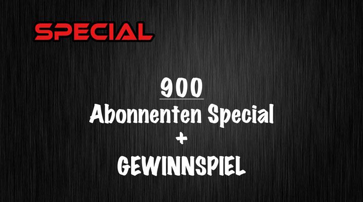 900 Abo Special mit Gewinnspiel