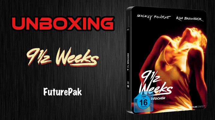 9 1/2 Woche FuturePak Unboxing