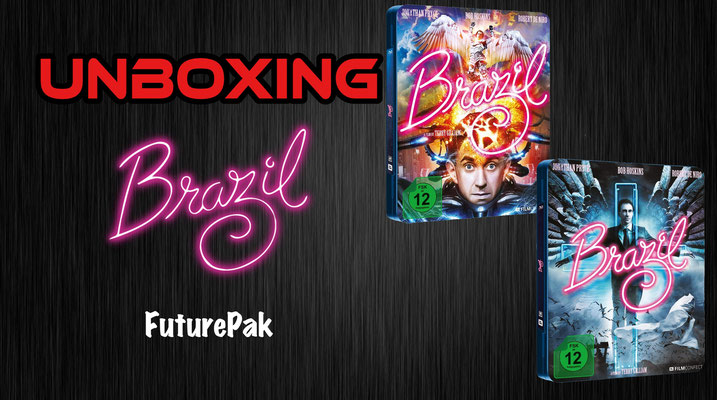 Brazil FuturePak FilmConfect Unboxing