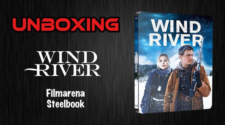 Wind River Filmarena Steelbook Unboxing