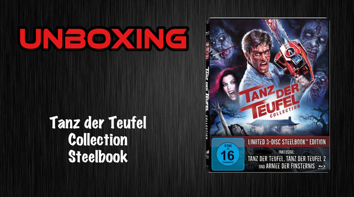 Tanz der Teufel Collection Steelbook