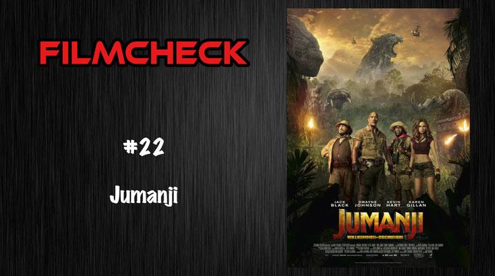 Jumanji im Filmcheck #22